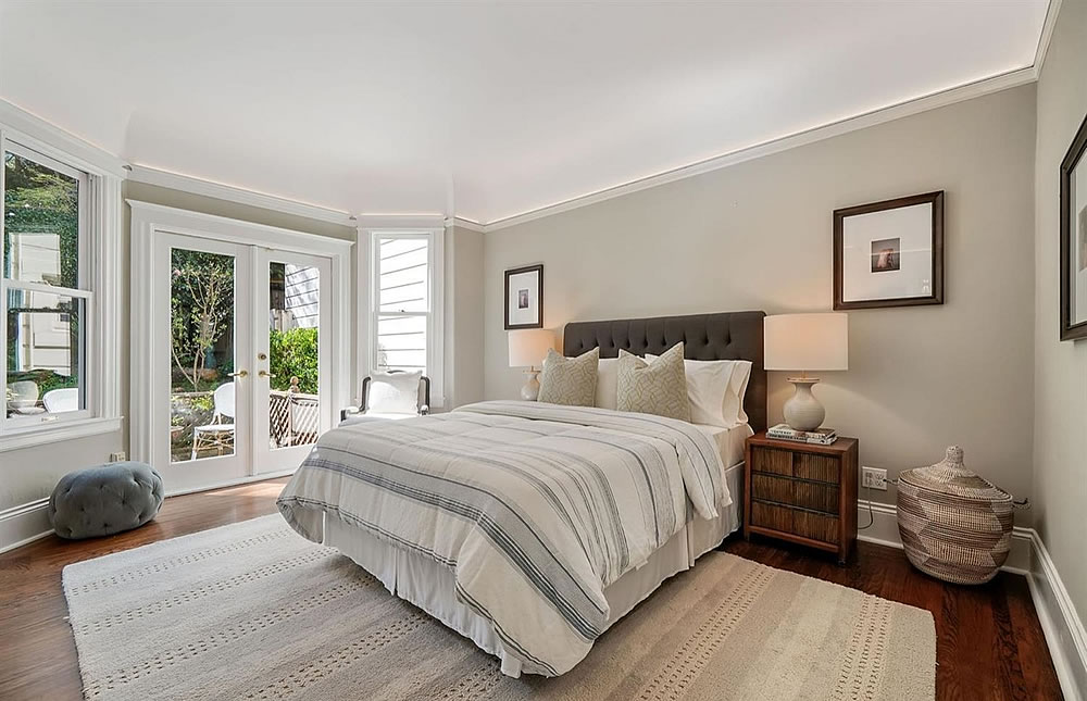 3341 Jackson Street - Bedroom