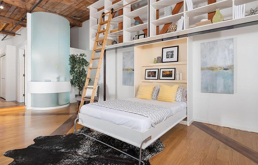 355 Bryant #402 - Murphy Bed