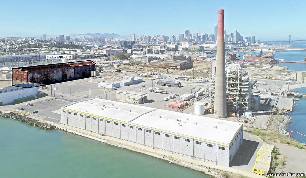 Potrero Power Plant 2020 - Station A