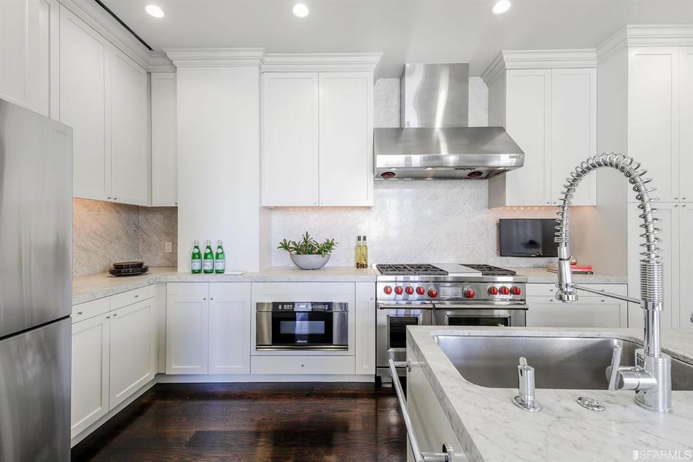 1001 California TH1 - Kitchen