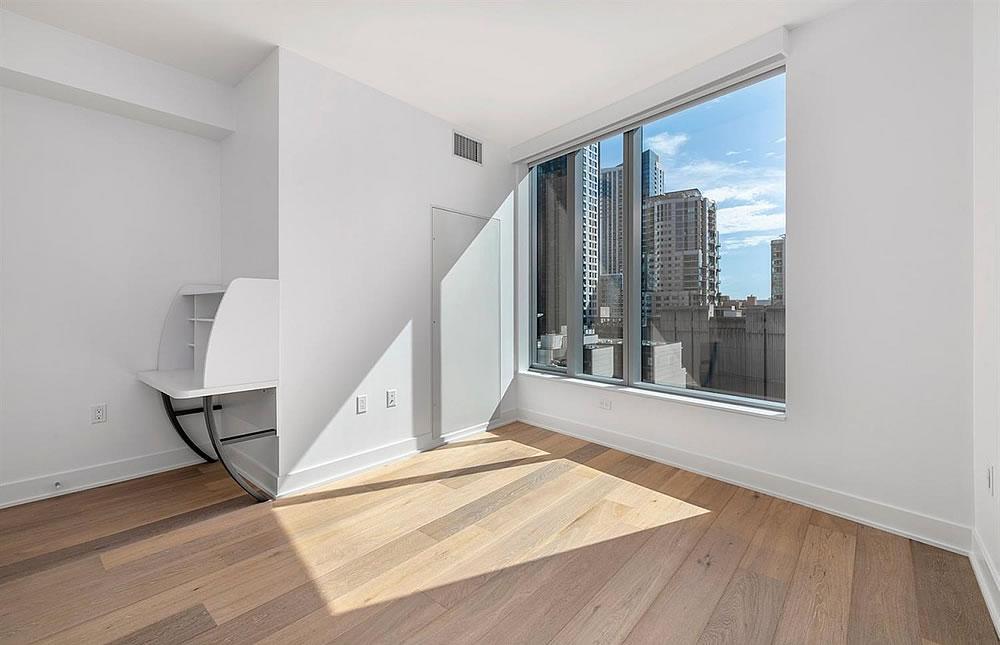 201 Folsom Street #16H - Bedroom