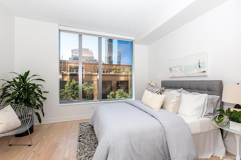 201 Folsom Street #6G - Bedroom 2