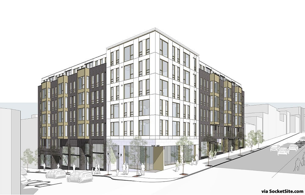 Densified Polk Street Development Positioning to Break Ground
