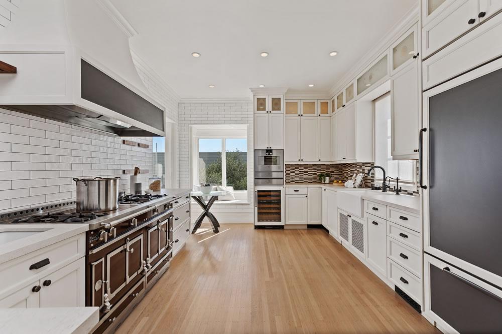 2187 California Street - Kitchen