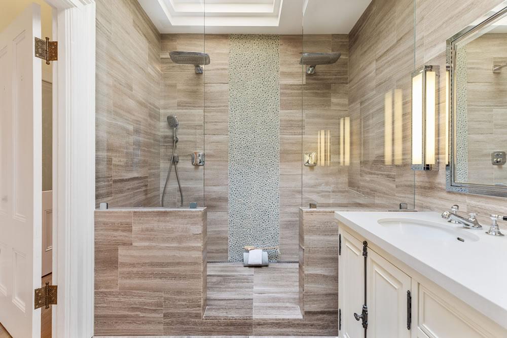 2187 California Street - Master Shower