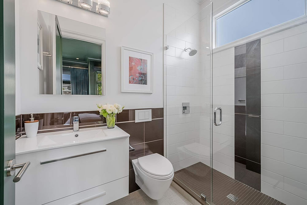 2838 Sacramento Street - Bedroom-Office Bath