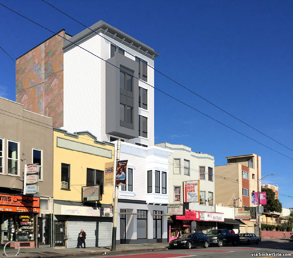 Revised Plans for Building up in the Mission