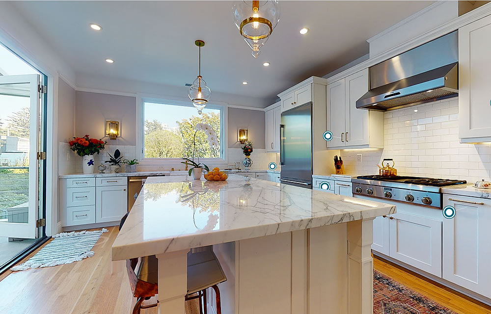 559 Douglass Street - Kitchen 2020