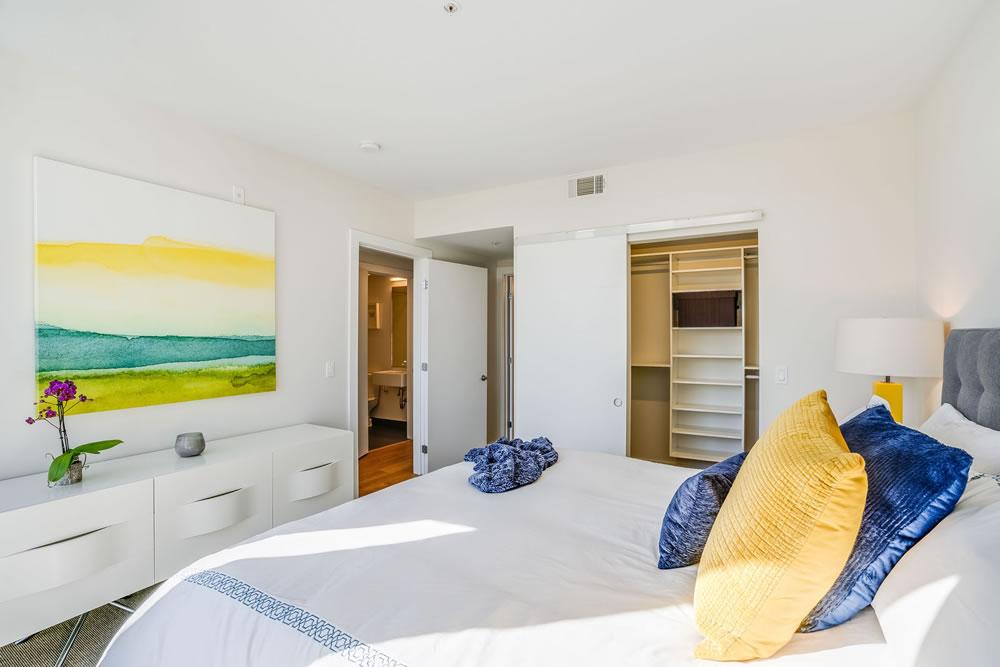 300 Ivey Street #502 - Bedroom Closets