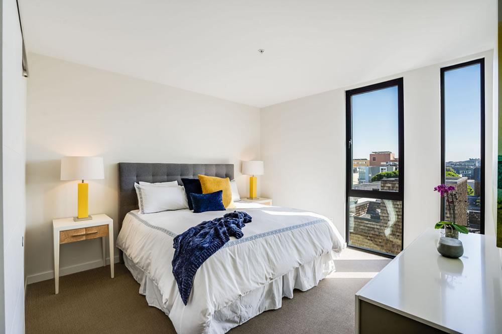 300 Ivey Street #502 - Bedroom