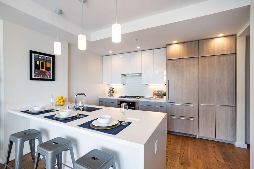 300 Ivey Street #502 - Kitchen
