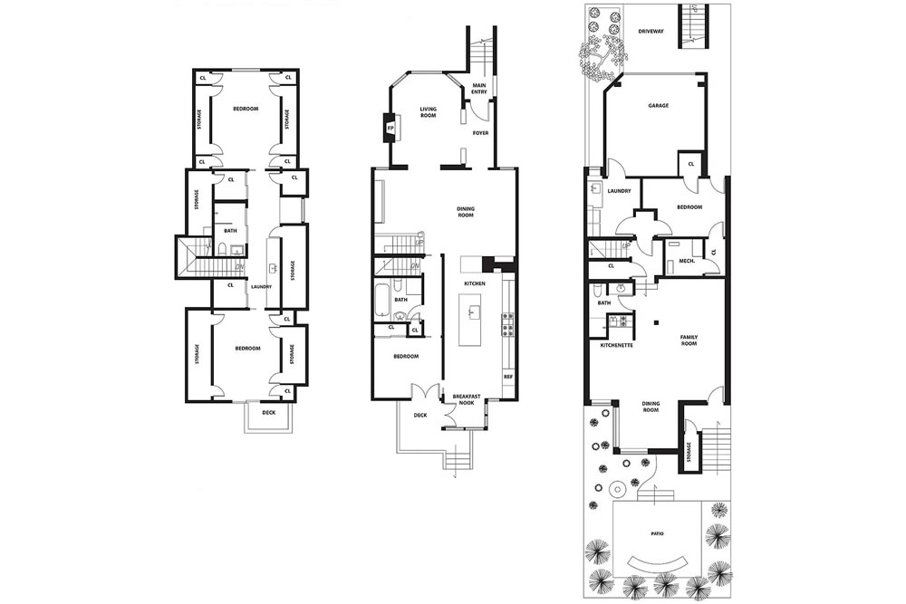 3806 22nd Street Floor Plan