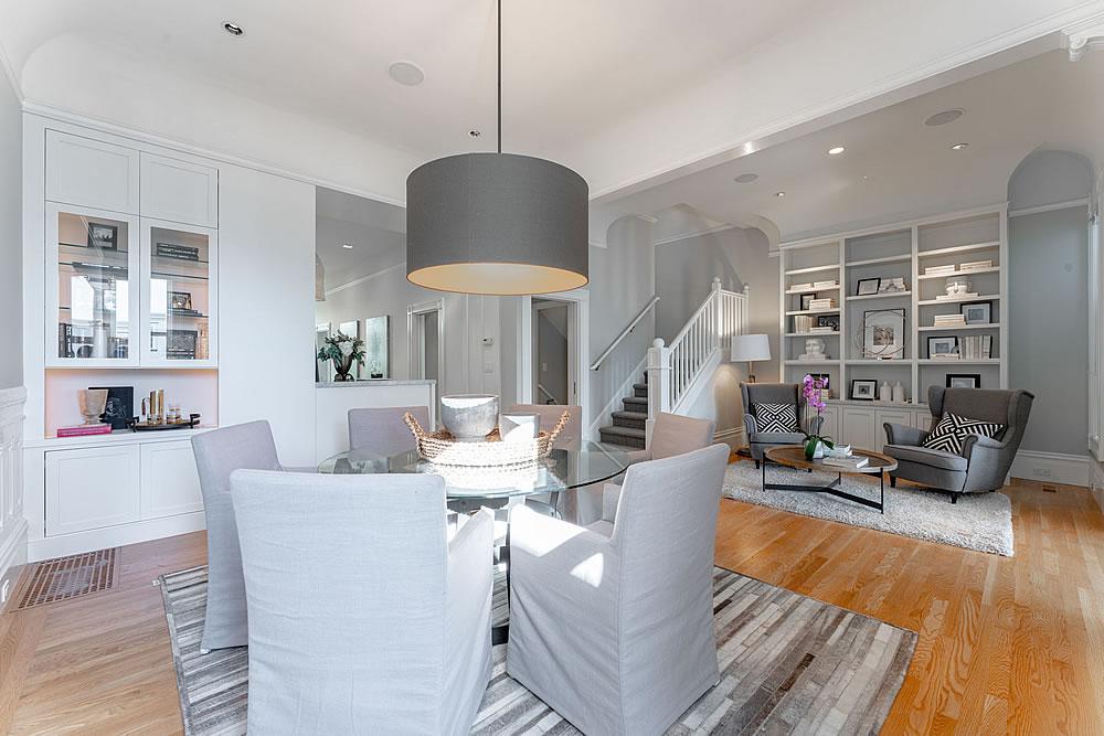 3806 22nd Street - Living