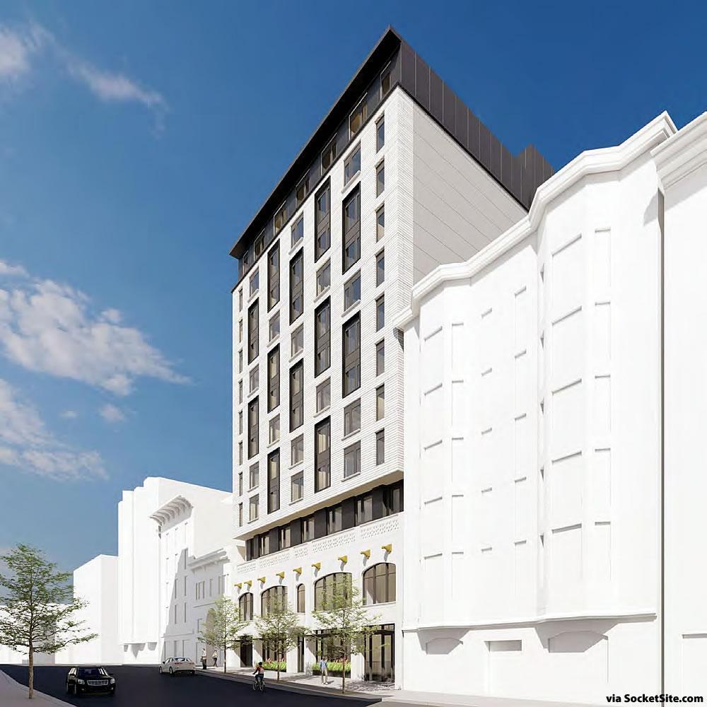 Tenderloin Development Redesigned, Slated for Approval