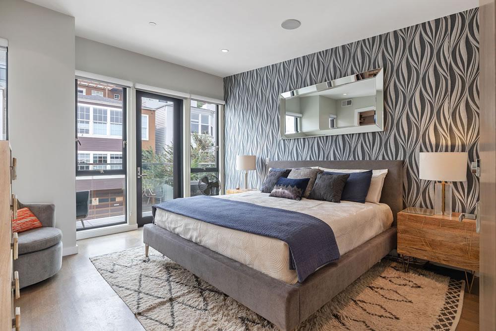 175 Brewster Street - Bedroom