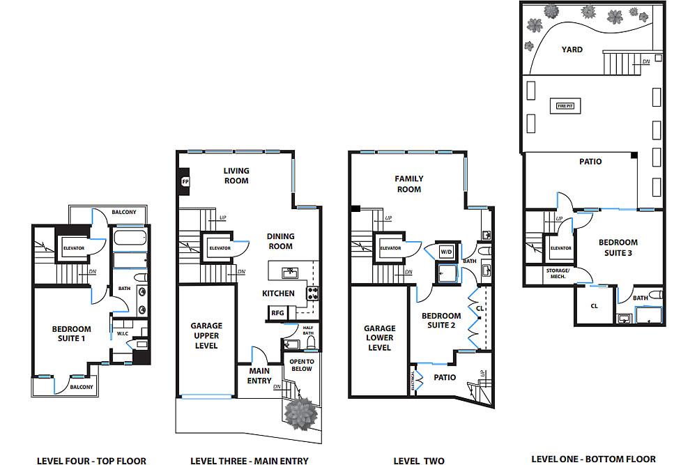 175 Brewster Street - Floor Plan