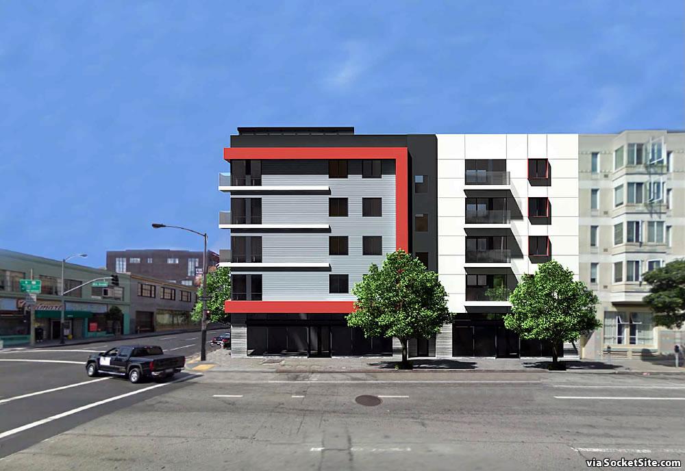 190 8th Street Rendering - 8th Street