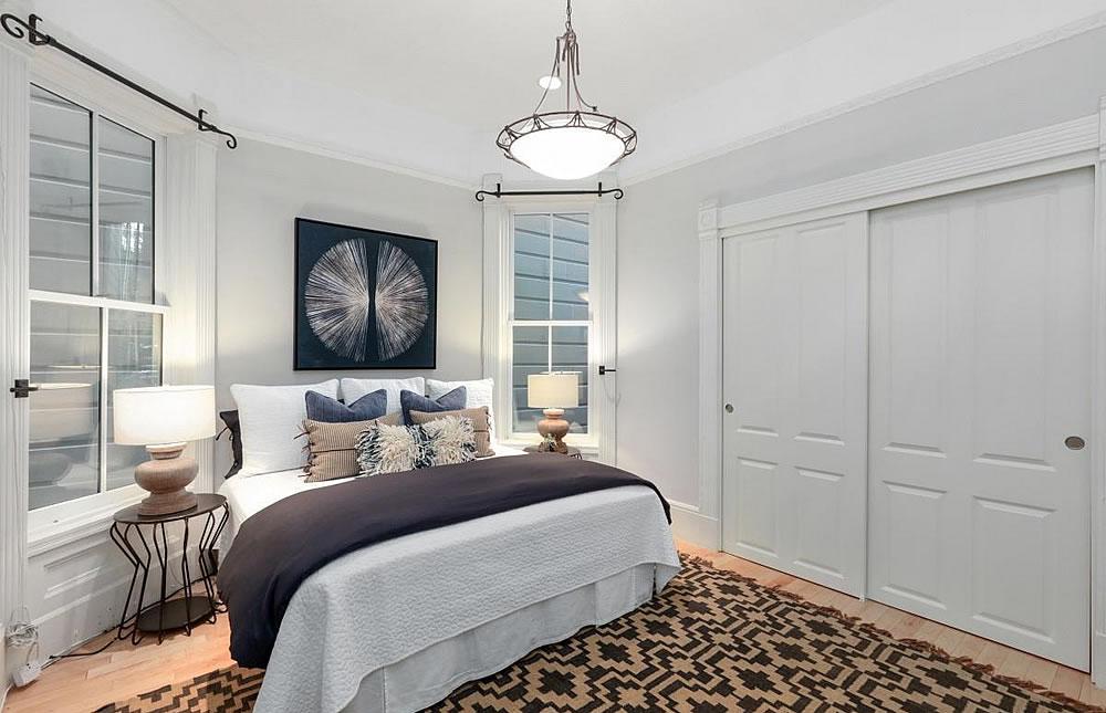 1940 Bush Street - Bedroom