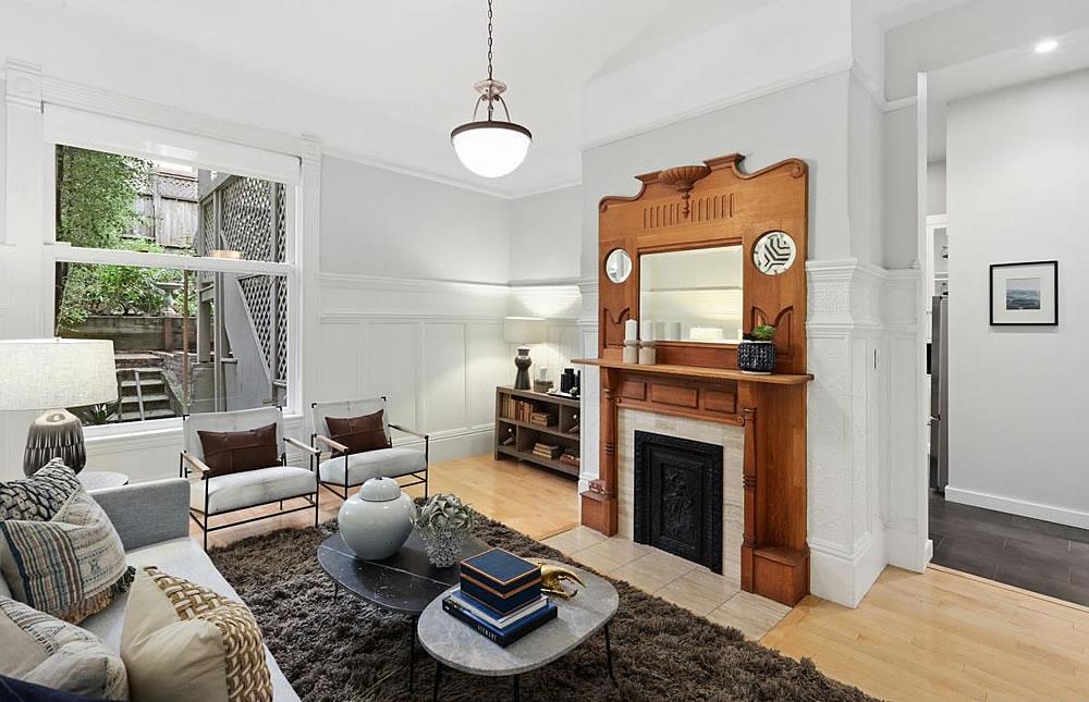 1940 Bush Street - Family Room