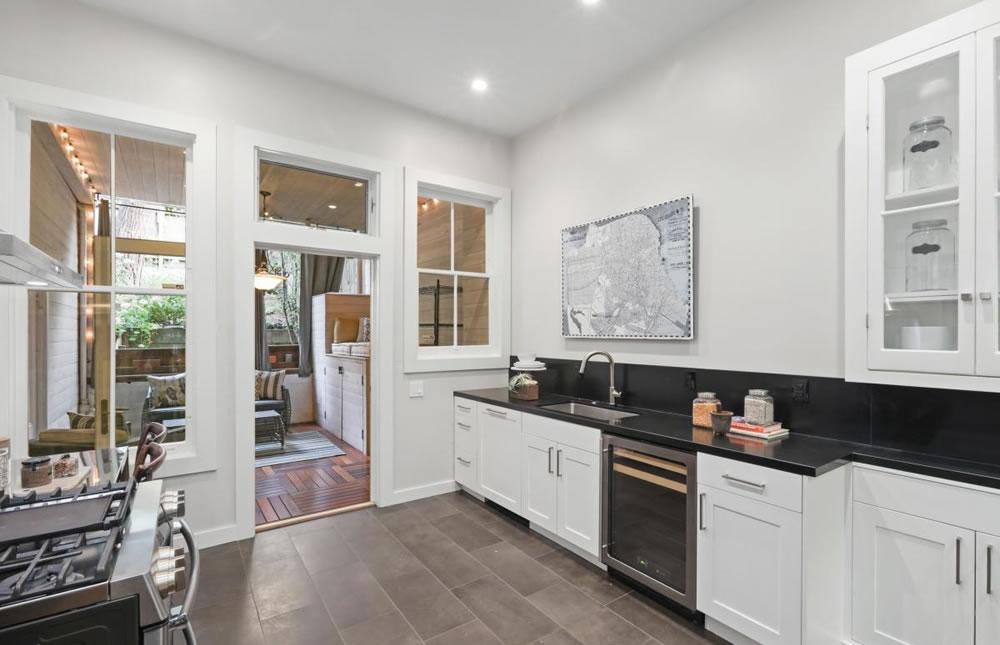 1940 Bush Street - Kitchen
