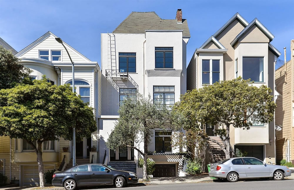 Now Listed for Over 20 Percent Less in Lower Pacific Heights