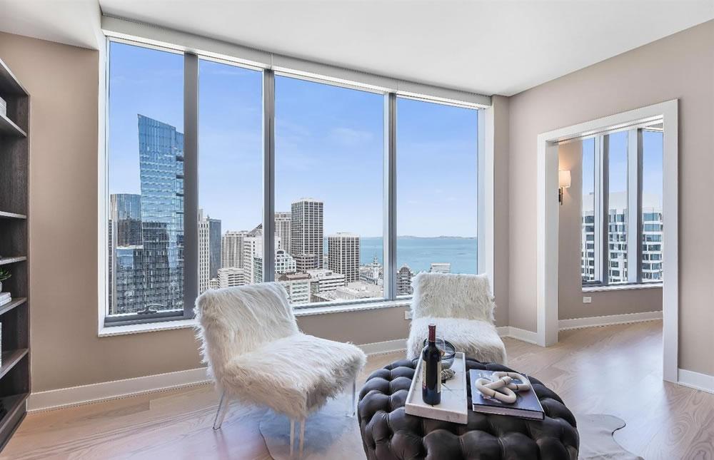 201 Folsom Street #39B - Bedroom View