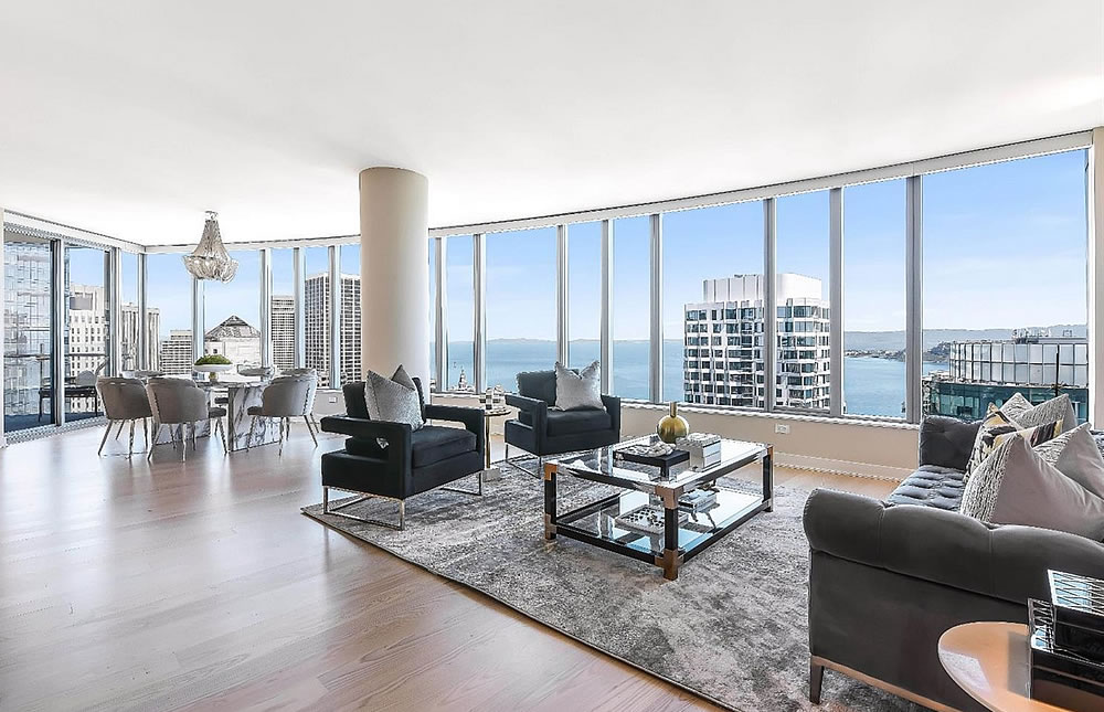 Luxury View Condo Drops $700K Despite Bay Area Trend