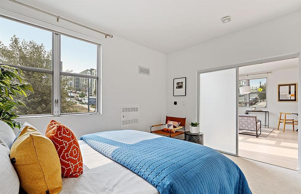 451 Donahue #216 - Bedroom