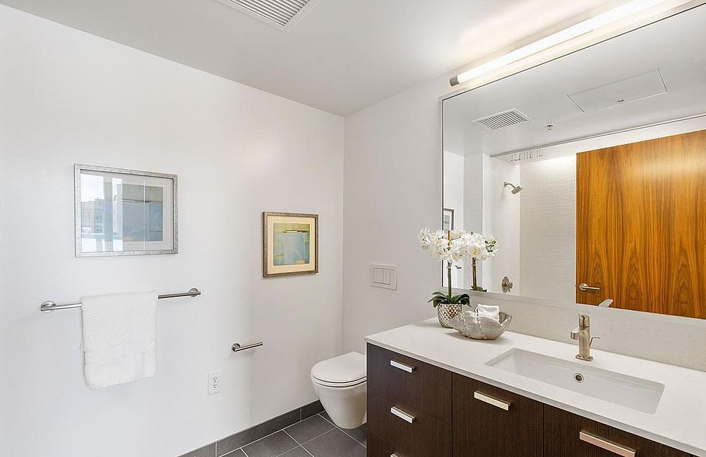 750 Second Street #801 - Bathroom