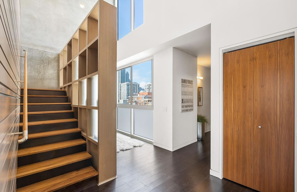 750 Second Street #801 - Stairs
