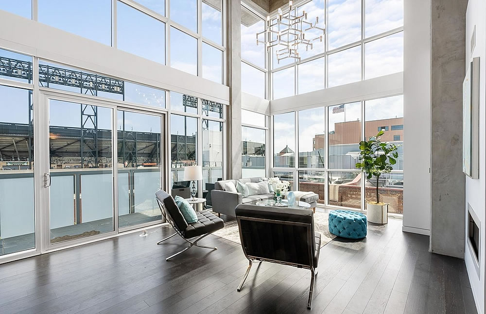 750 Second Street #801 - View