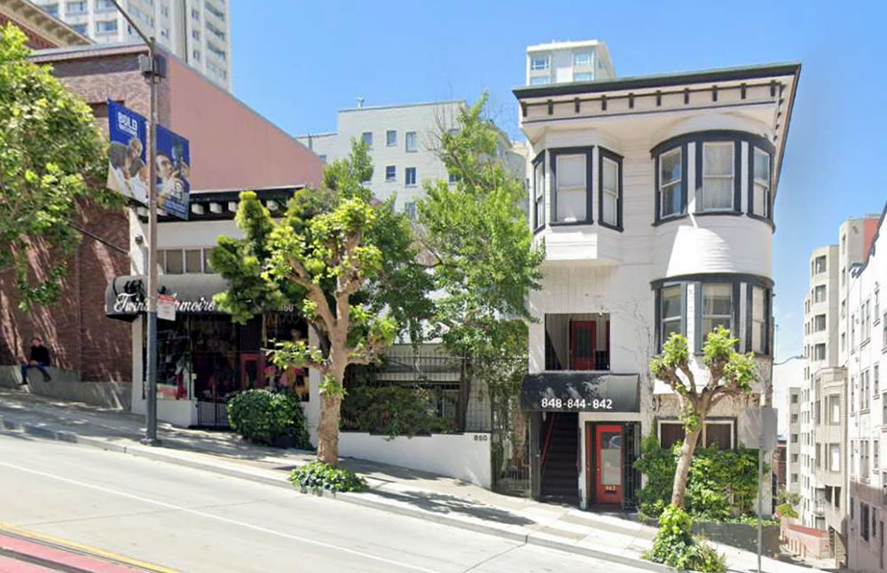 842 California Street Site
