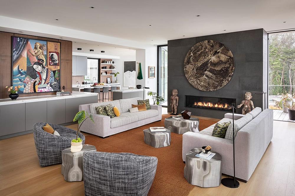 150 Glenbrook Avenue - Living