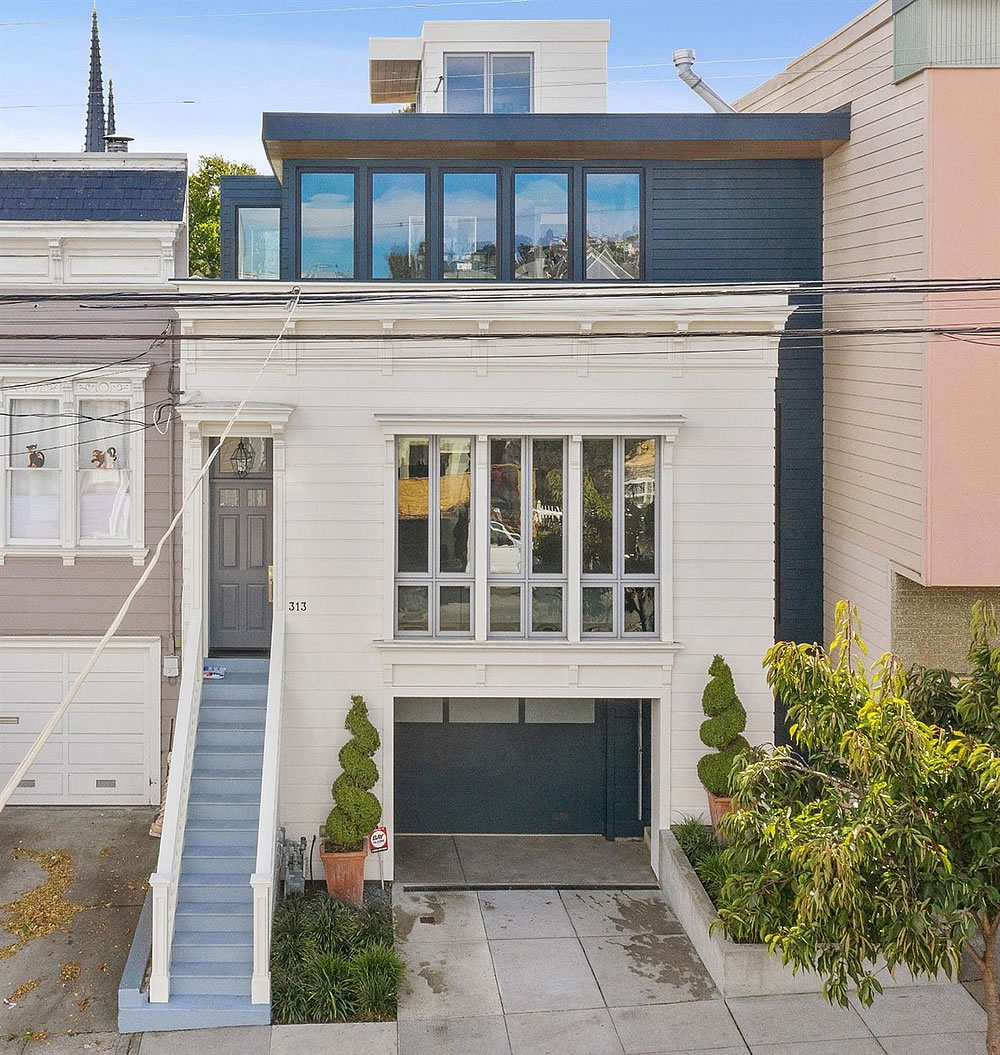 Twitter Co-Founder's Former Noe Home Fetches $4.5 Million