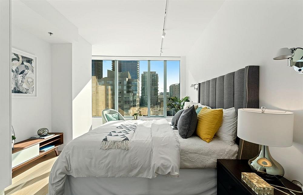 338 Main Street #17E Bedroom