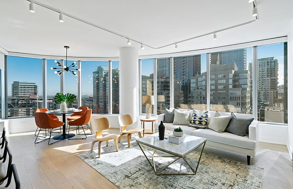 Rarely Available View Condo Listed for 19 Percent Less