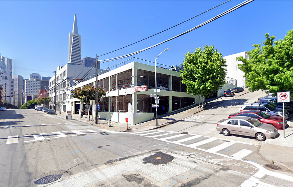 Foreshadowing the Fight for a Telegraph Hill Infill Project
