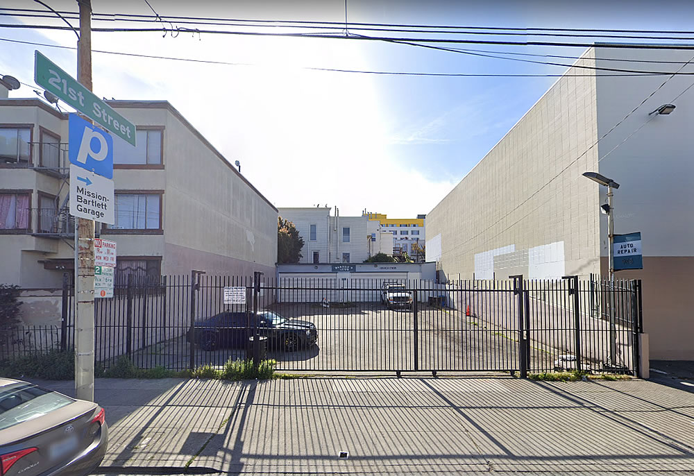 South Van Ness Infill Development Closer to Reality