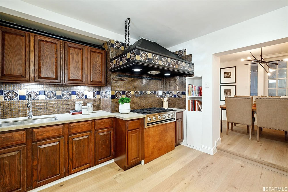 253 States Street 2021 - Kitchen