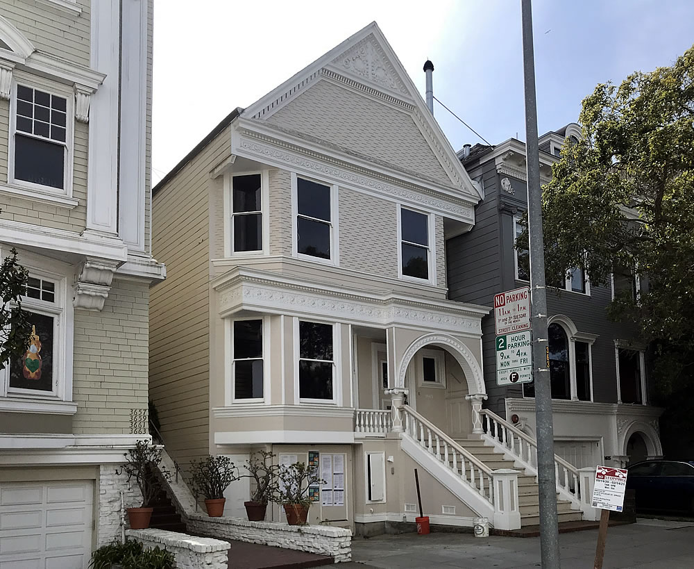 Presidio Heights Remodel Raises a Few Red Flags