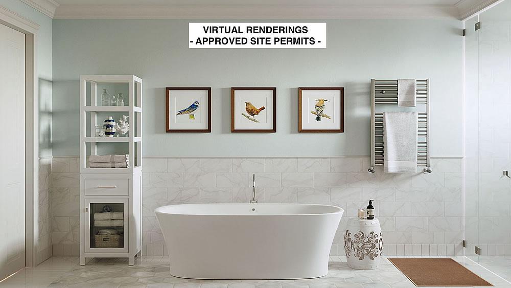 2727 Vallejo Street - Plans - Bathroom