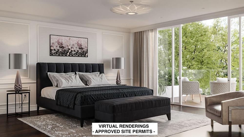2727 Vallejo Street - Plans - Bedroom