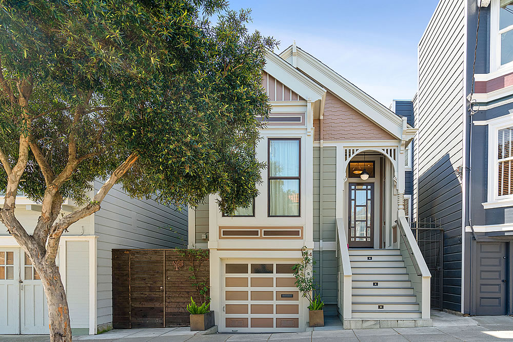 The Return(s) of a Formerly Foreclosed Upon Noe Valley Home