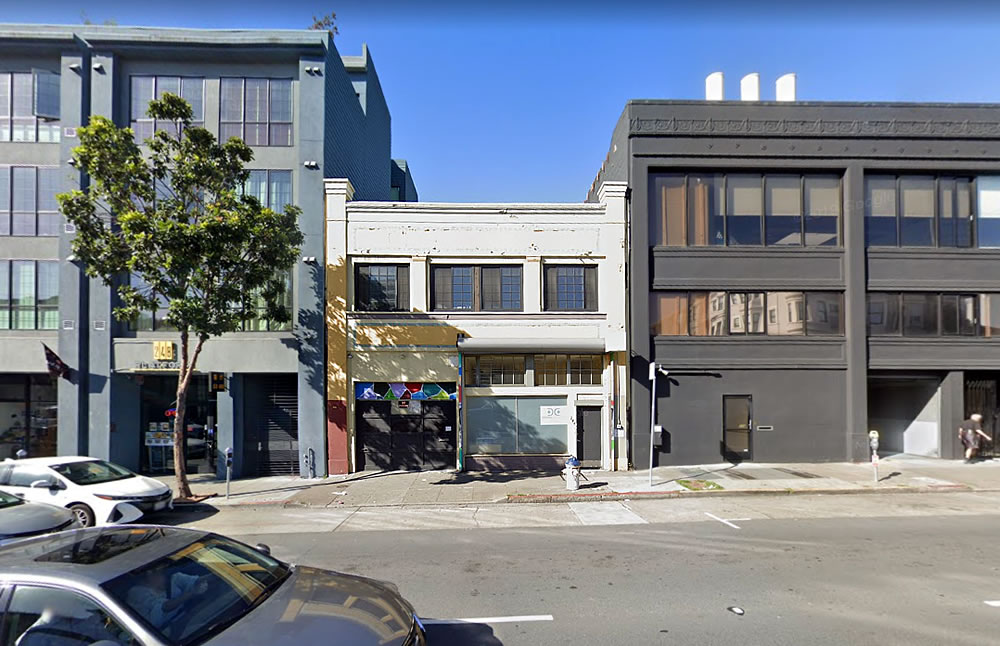 Western SoMa Infill Back on the Boards
