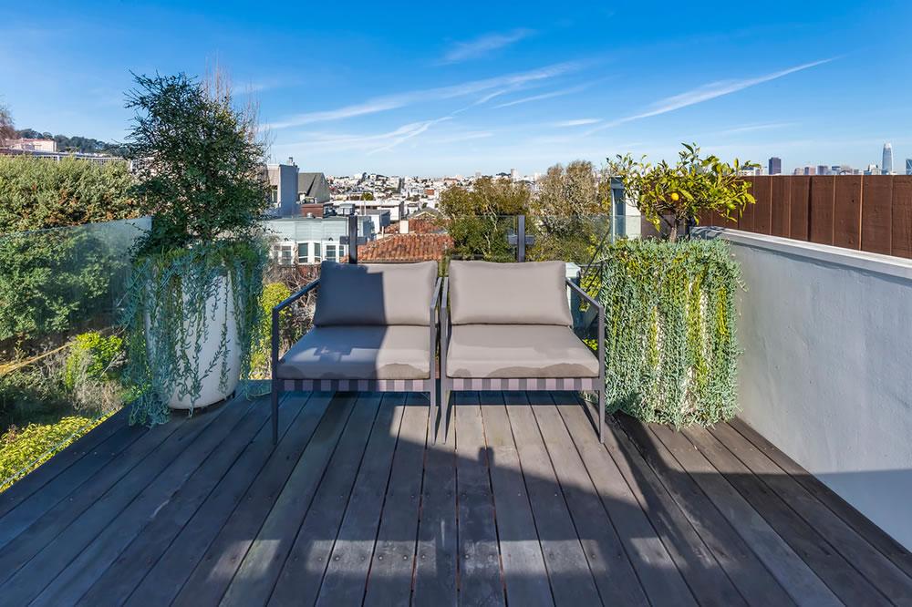 250 Cumberland - Roof Deck