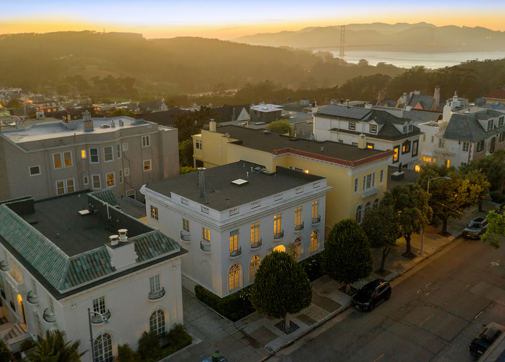Appreciation for a Stately Presidio Heights Home