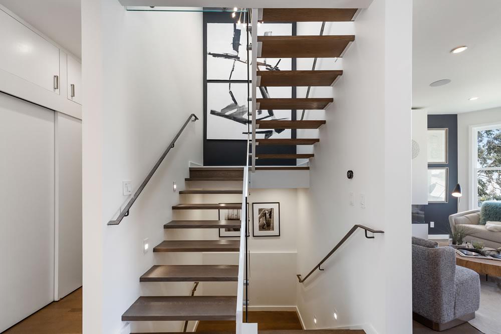 276 Ripley Street - Stairs