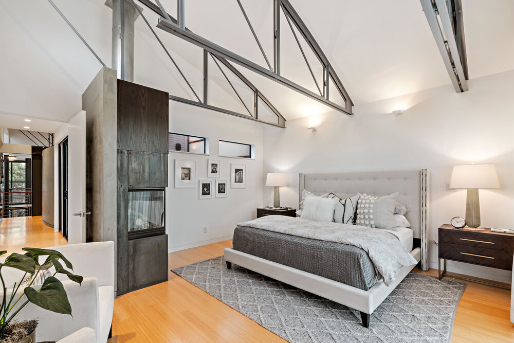 3526 19th Street - Bedroom