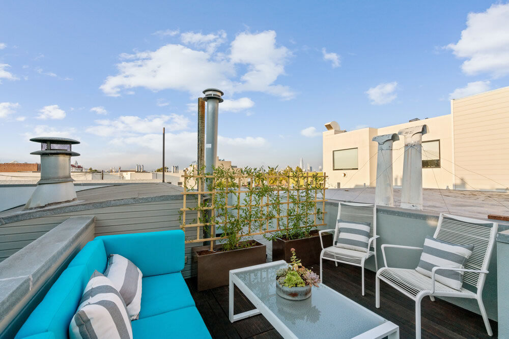 3526 19th Street - Rooftop
