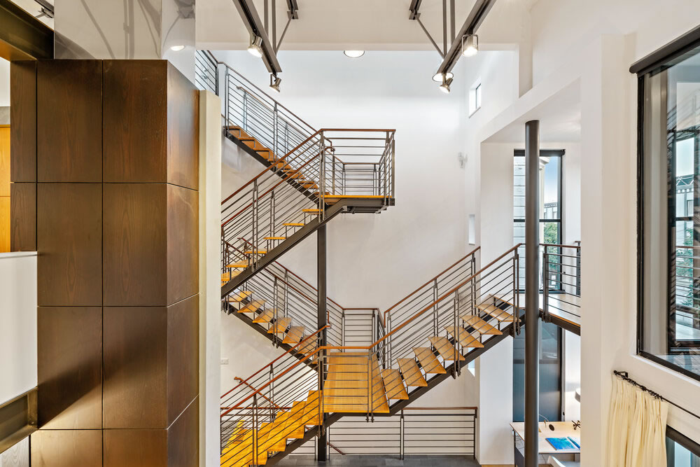 3526 19th Street - Staircase